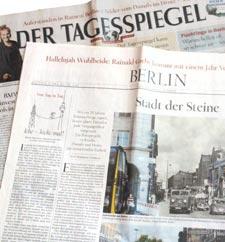 Berlin-Zeitreise-zur-Stunde-Null-Pressespiegel-Tagesspiegel