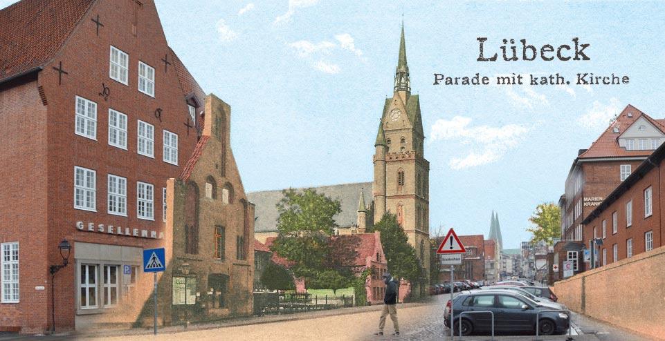 Lübeck Katholische Kirche